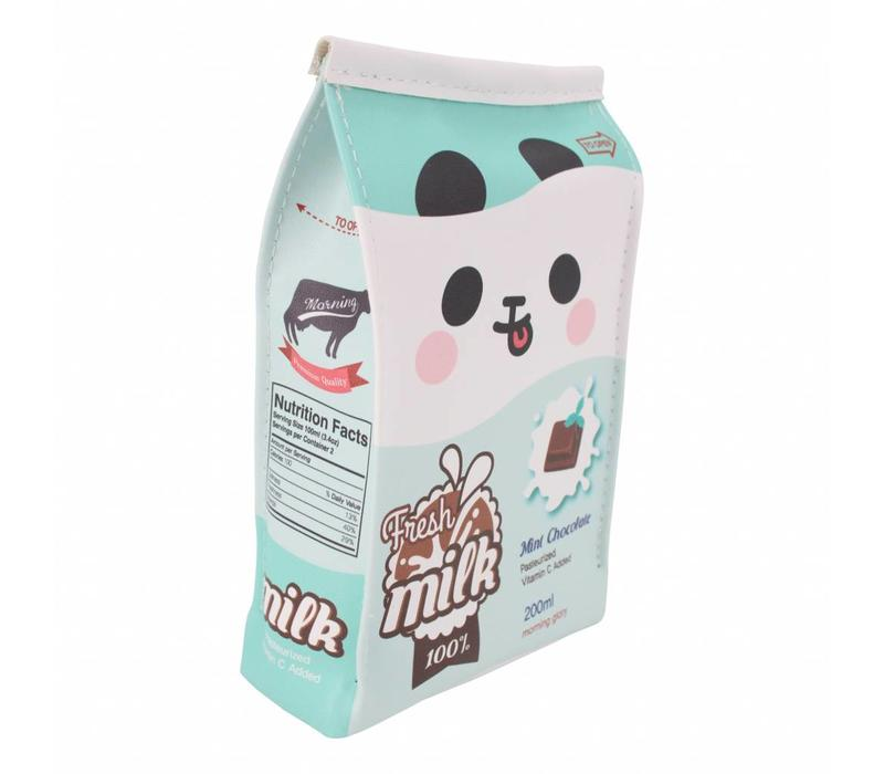 Moongs melkpak etui breed - mint chocolade