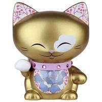 Mani the Lucky Cat (Maneki Neko) - Beeldje