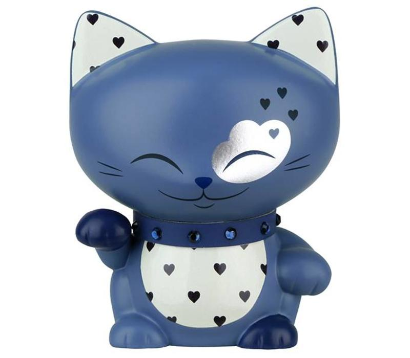 Mani the Lucky Cat (Maneki Neko) - Figurine