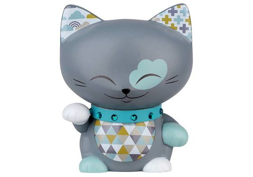 Mani the Lucky Cat  - Figurine 70 mm (various)