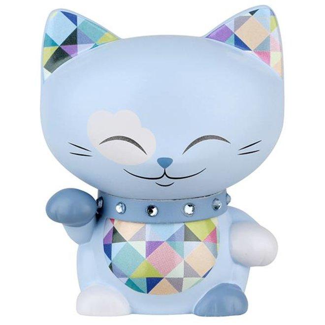 Mani the Lucky Cat (Maneki Neko) - Beeldje 70 mm