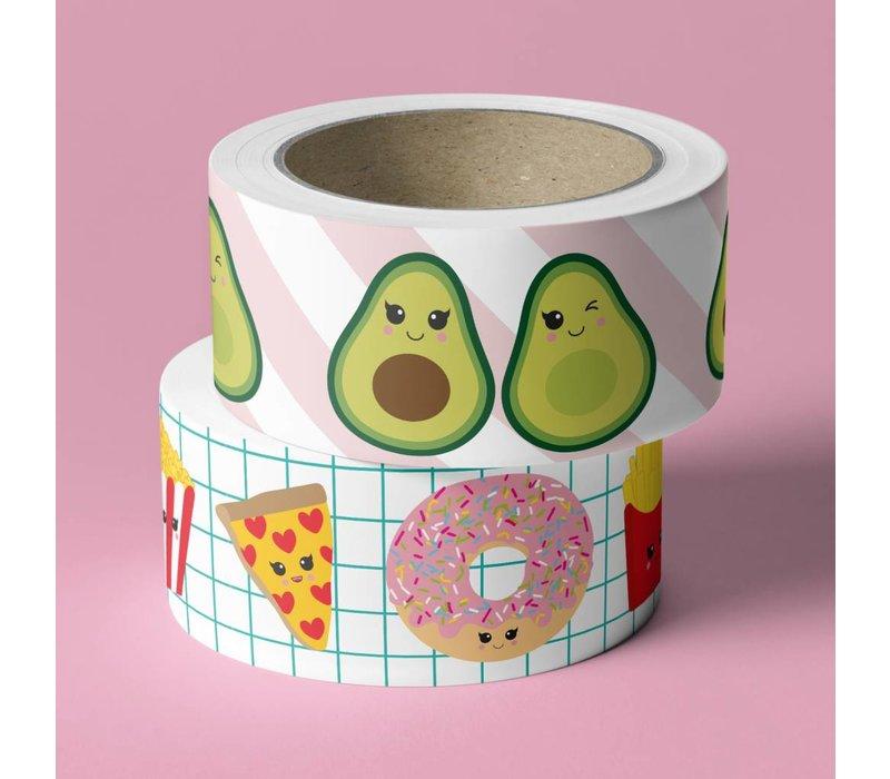 Washi tape Avocado