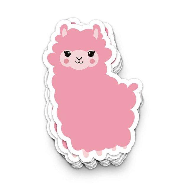 Sticker Alpaca