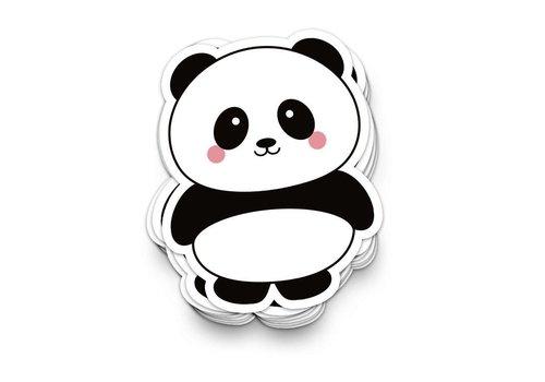 Studio Inktvis Sticker Panda