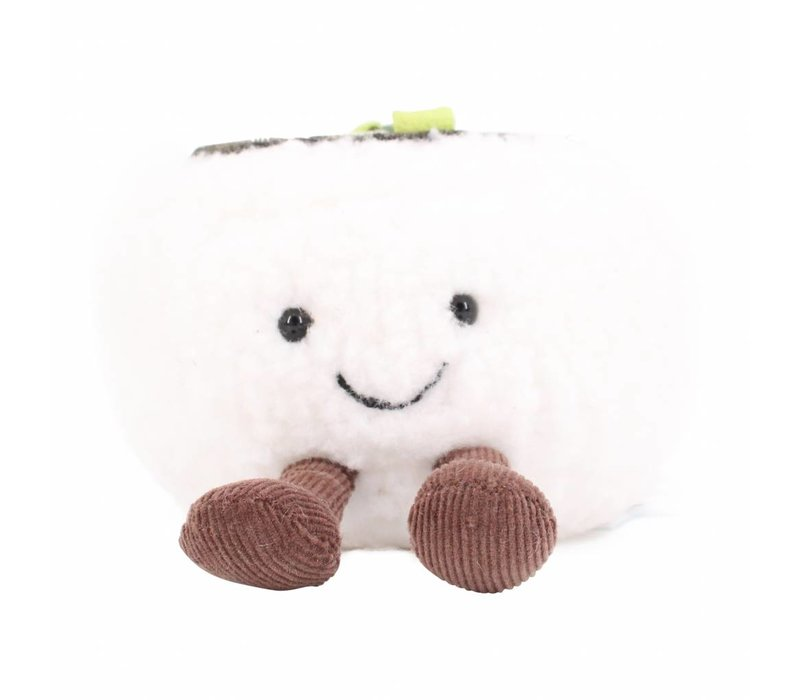 Jellycat Silly Sushi California Pluche - 11 cm