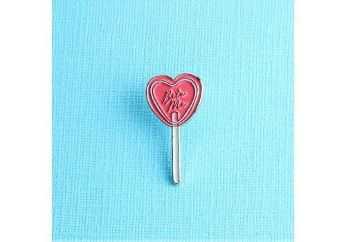 Punky Pins Pin - Bite Me