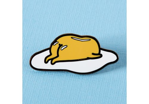Punky Pins Pin - Gudetama Sleepy