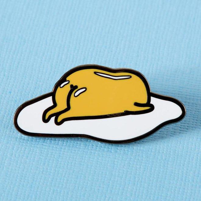 Punky Pins emaille Pin - Gudetama Sleepy