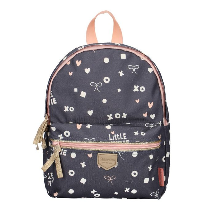 Kidzroom Fearless backpack - Grey - Little Cutie