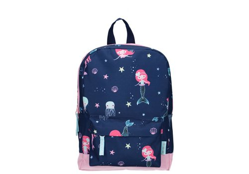 Milky Kiss Milky Kiss backpack - True Blue