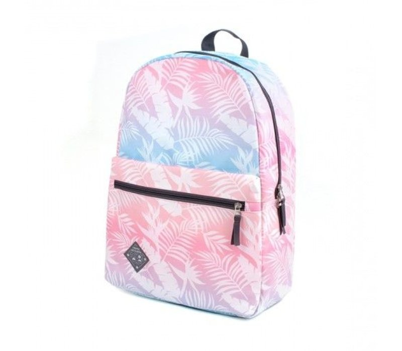 Milky Kiss backpack - Tropical Rainbow