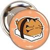 Fuzzballs Fuzzballs Badge - Tiger sushi