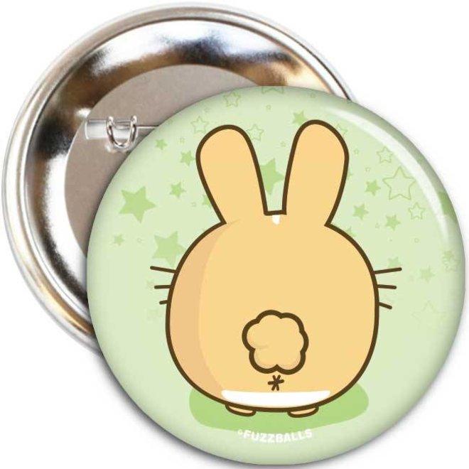 Badge - Bunny butt