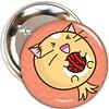 Fuzzballs Fuzzballs Button - Yarn