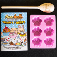 Fuzzballs Guide To Yummy Treats Gift Set