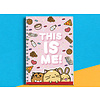 Moongs Fuzzballs notebook - This is me