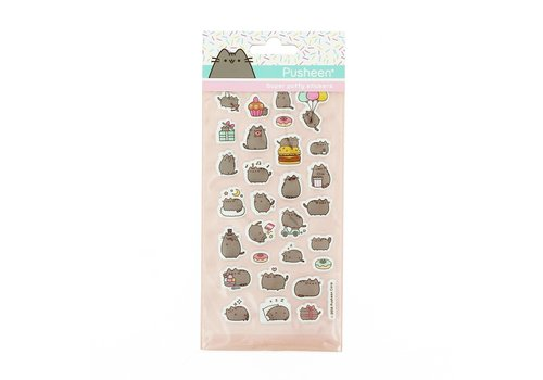 Pusheen Pusheen stickervel