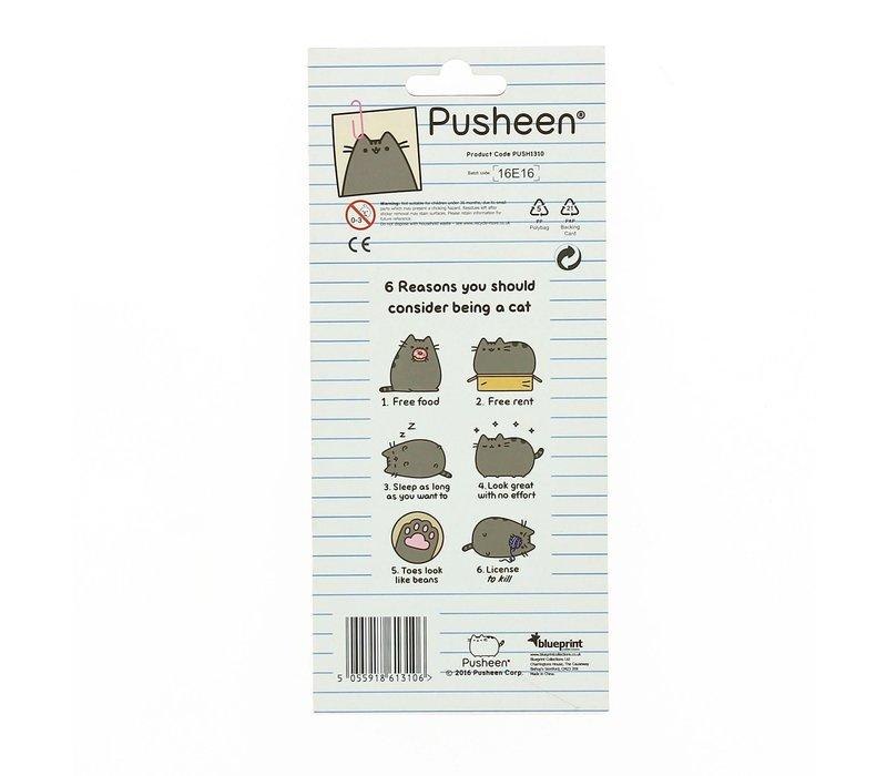 Pusheen sticker sheet A