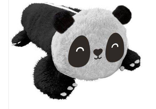 Pluche etui panda