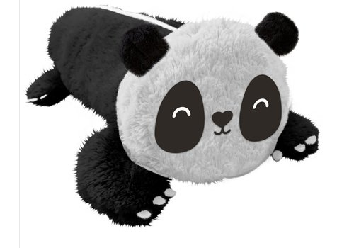 Pluche pencil case panda