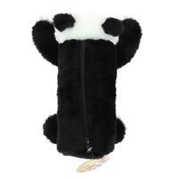 Happy Zoo pluche etui panda