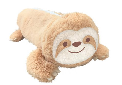 Pluche pencil case sloth