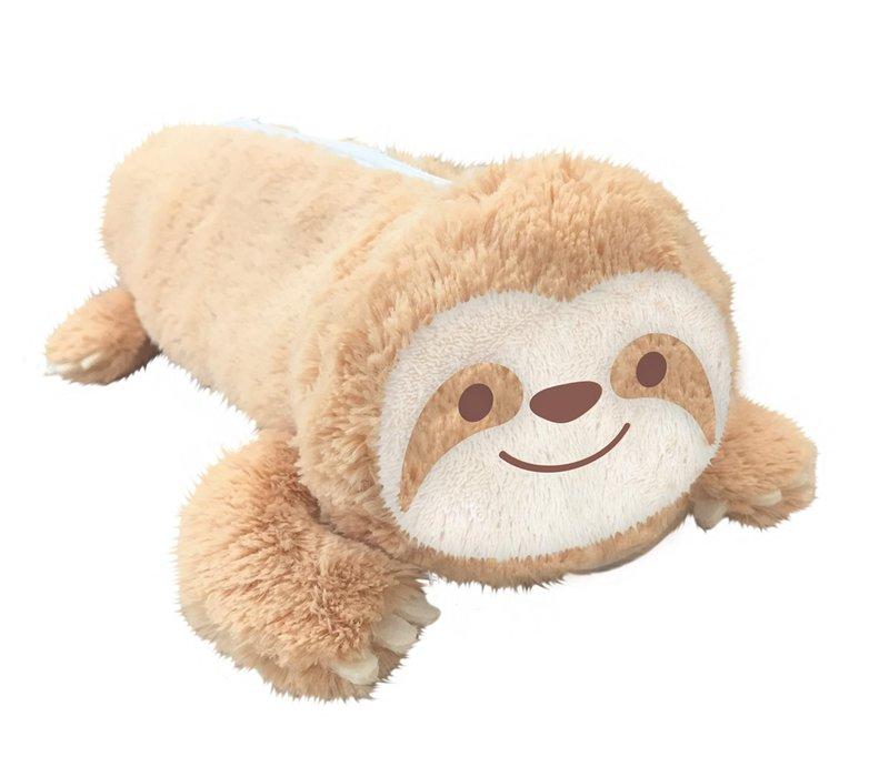Happy Zoo pluche pencil case sloth
