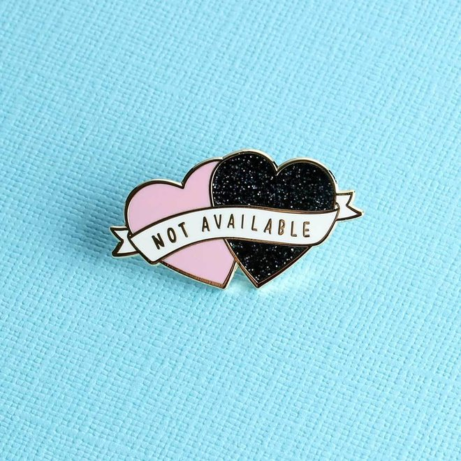Punky Pins enamel Pin - Not available