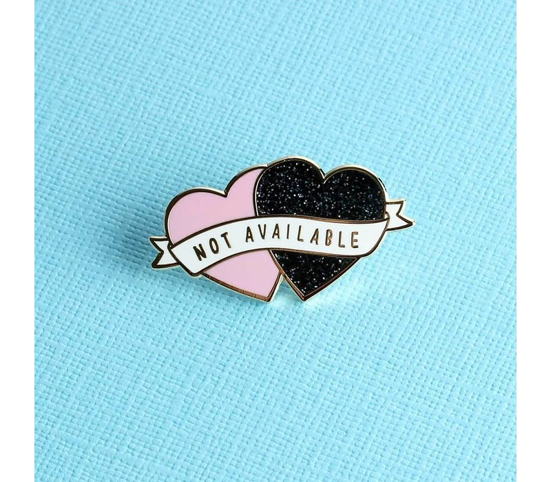 Punky Pins emaille Pin - Not available