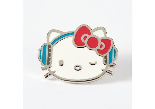 Punky Pins Pin - Hello Kitty DJ