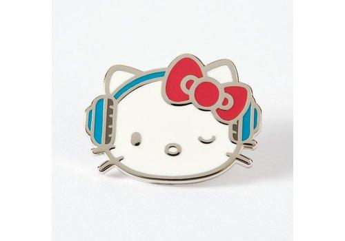Punky Pins Pin - Hello Kitty Kiss DJ