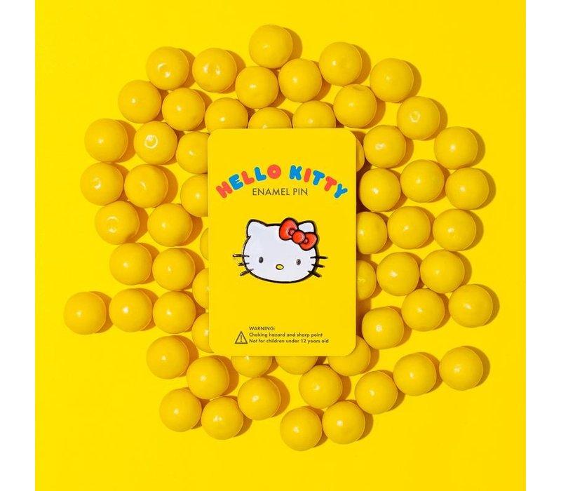 Punky Pins enamel Pin - Hello Kitty Face