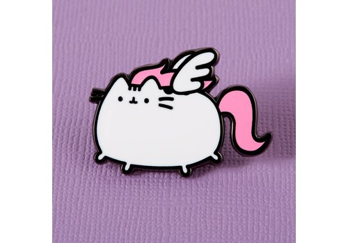 Punky Pins Pin - Pusheen Pegasheen