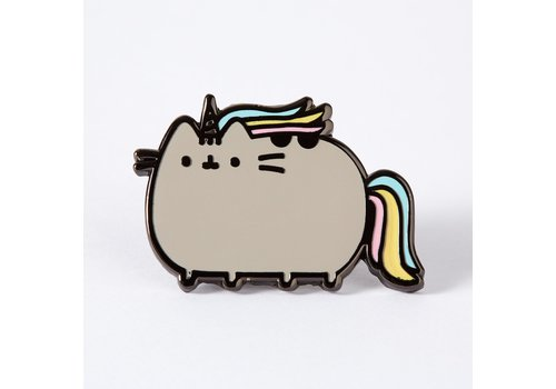 Punky Pins Pin - Pusheen Pusheenicorn