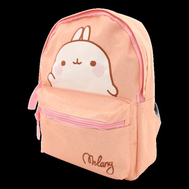 Molang backpack - Hello