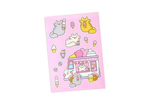 We Are Extinct Stickervel - Ice Cream Cats