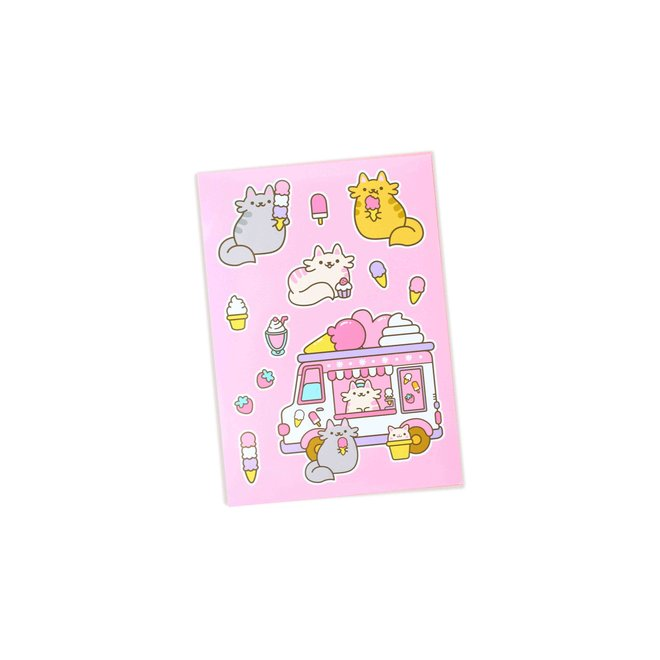 Stickervel - Ice Cream Cats