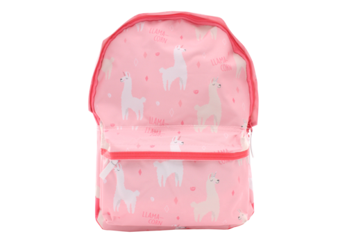 Milky Kiss Milky Kiss backpack - Llamacorn