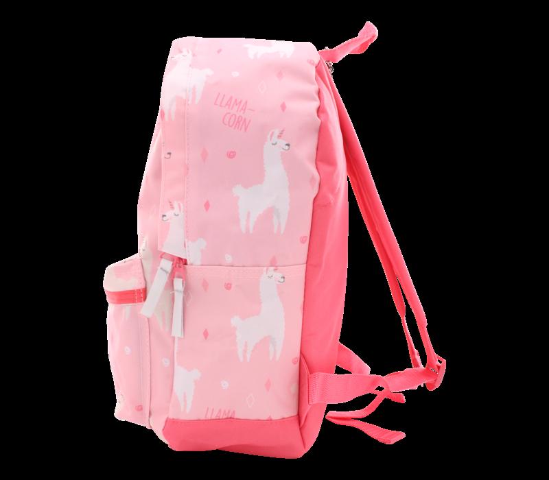 Milky Kiss backpack - Llamacorn
