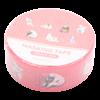 Mr.Donothing Mr.Donothing Masking / washi tape - Pink