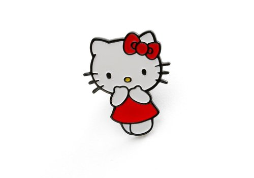 Punky Pins Pin - Hello Kitty Red Dress