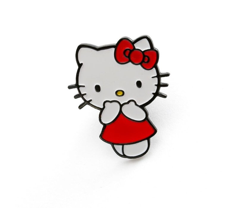 Punky Pins - Hello Kitty Red Dress