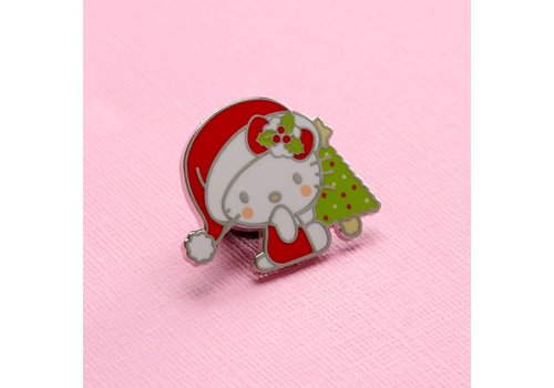 Punky Pins Pin - Hello Kitty Christmas Tree