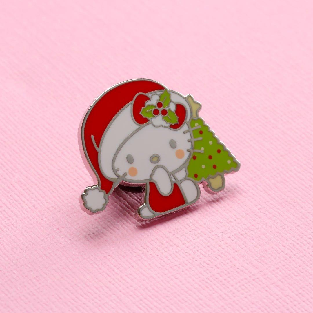 Punky Pins Pin - Hello Kitty Christmas Tree