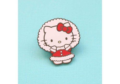 Punky Pins Pin - Hello Kitty Winter Coat