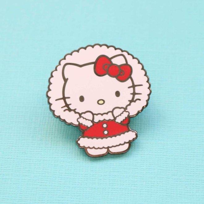 Pin - Hello Kitty Winter Coat