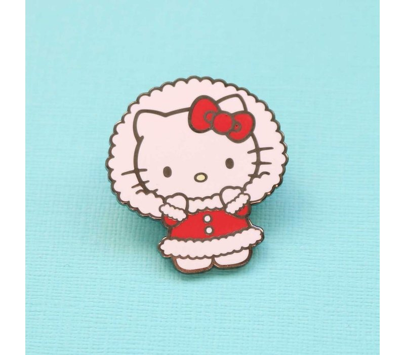 Pin - Hello Kitty Winter Coat