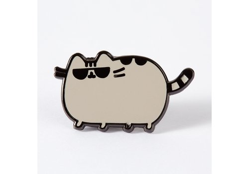 Punky Pins Pin - Pusheen in Shades