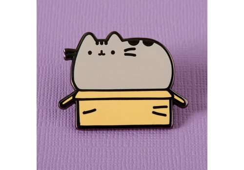 Punky Pins Pin - Pusheen in a Box