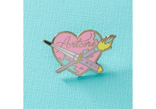 Punky Pins Pin - Artcore